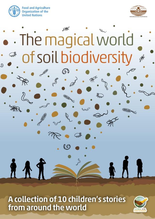 The magic soil world